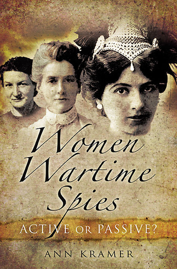 Women Wartime Spies - cover