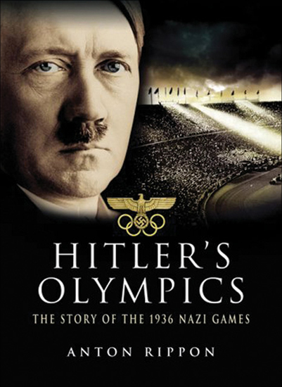 Hitler's Olympics - The Story of the 1936 Nazi Games - cover