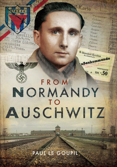 From Normandy to Auschwitz - cover