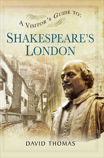 A Visitor's Guide to Shakespeare's London - cover