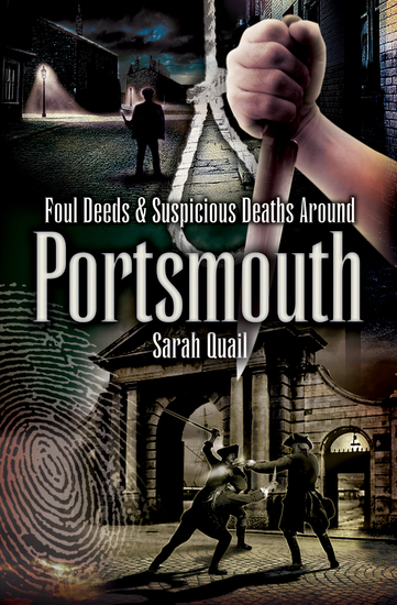 Foul Deeds & Suspicious Deaths Around Portsmouth - cover