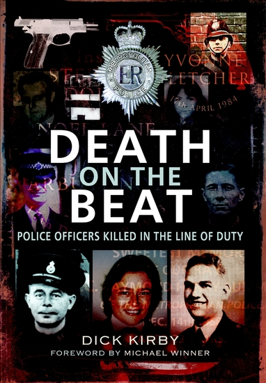 Death on the Beat - Police Officers Killed in the Line of Duty - cover