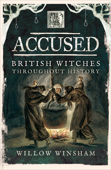 Accused - British Witches throughout History - cover