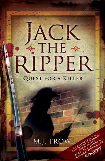 Jack the Ripper - Quest for a Killer - cover