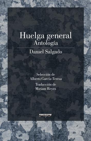 Huelga general - Antología - cover