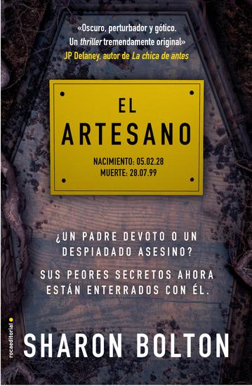 El artesano - cover