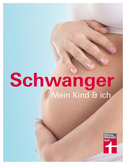Schwanger - Mein Kind & ich - cover