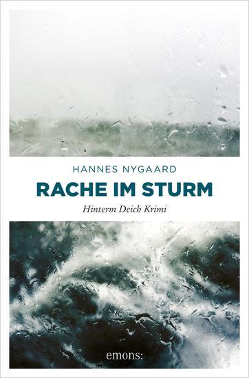 Rache im Sturm - Hinterm Deich Krimi - cover