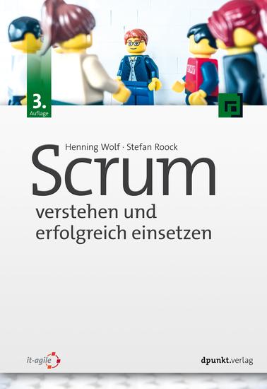 Scrum – verstehen und erfolgreich einsetzen - cover