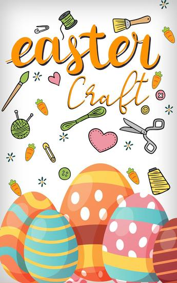 Easter Crafts - cover
