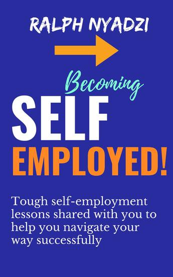 Becoming Self-Employed - cover