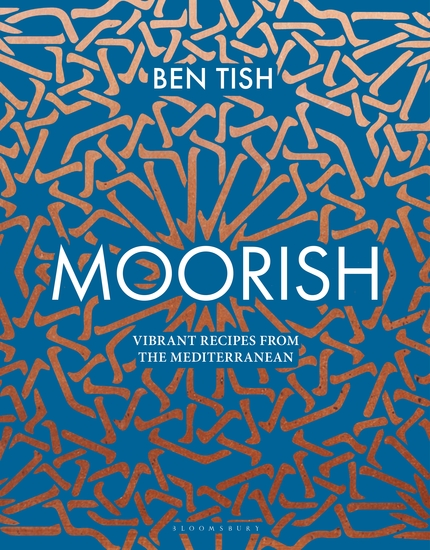 Moorish - Vibrant recipes from the Mediterranean - cover
