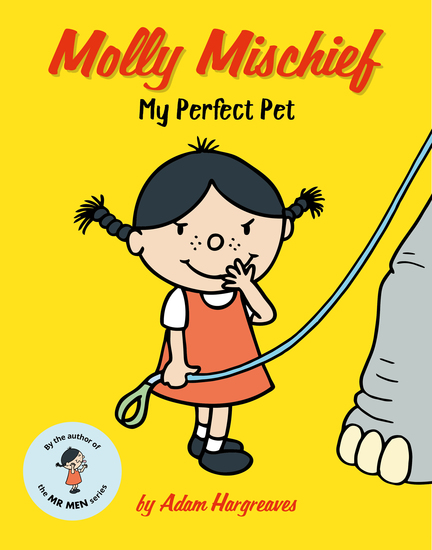 Molly Mischief: My Perfect Pet - cover