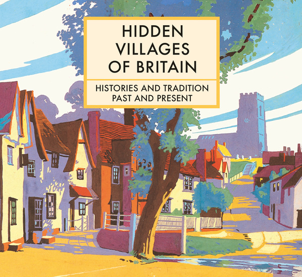 Hidden Villages of Britain - cover