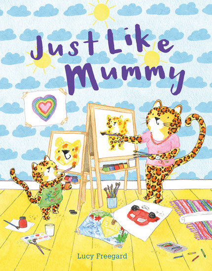Just Like Mummy - cover