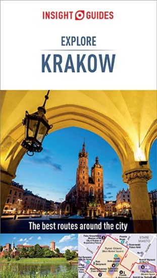 Insight Guides Explore Krakow (Travel Guide eBook) - (Travel Guide eBook) - cover