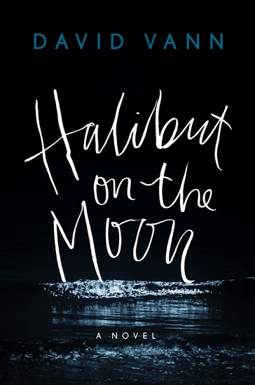 Halibut on the Moon - cover