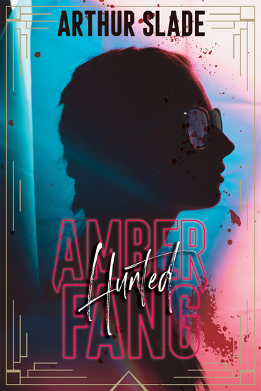 Amber Fang: Hunted - cover