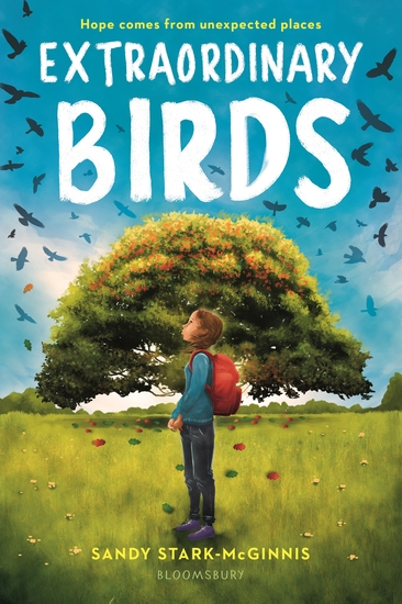 Extraordinary Birds - cover