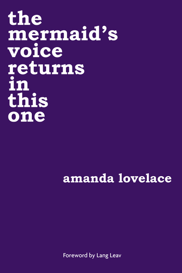 the mermaid's voice returns in this one - cover