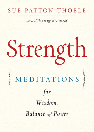 Strength - Meditations for Wisdom Balance & Power - cover
