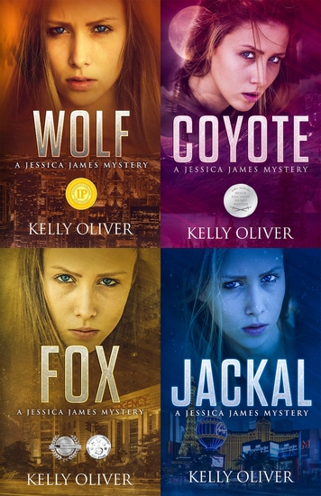 Jessica James Mysteries - Volumes 1-4 - cover