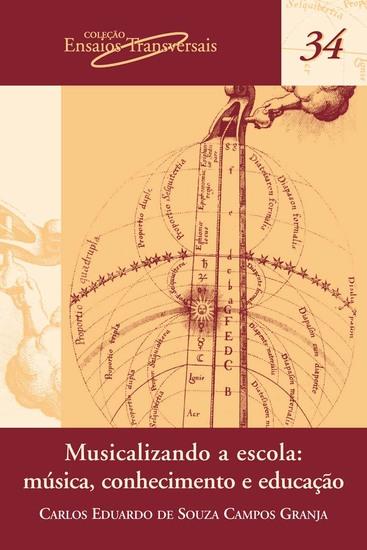 Musicalizando a Escola: música conhecimento e educação - cover
