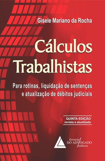 Cálculos Trabalhistas - cover