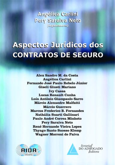 Aspectos Jurídicos dos Contratos De Seguro - cover