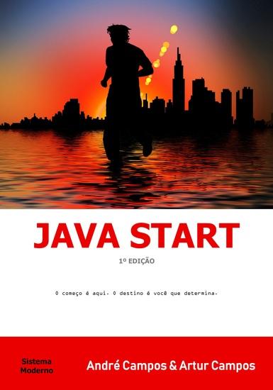 Java Start - cover