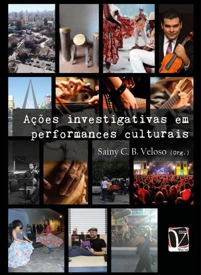 Ações investigativas em performance culturais - cover