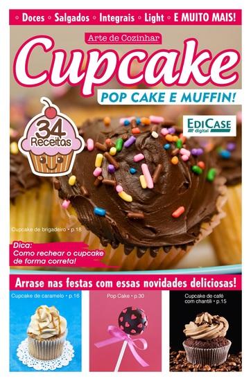 Arte de Cozinhar Ed 12 - Muffins - cover