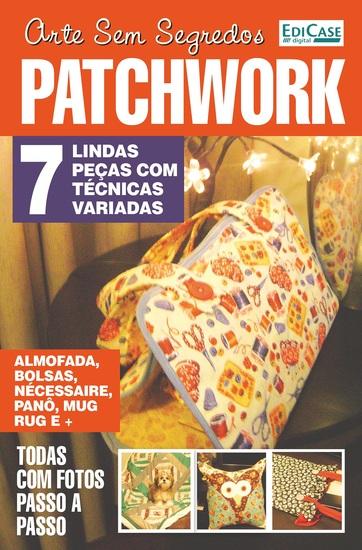 Arte Sem Segredos Ed 13 - Patchwork - cover