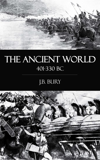 The Ancient World 401-330 BC - cover