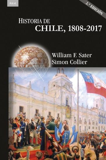 Historia de Chile 1808-2017 - cover