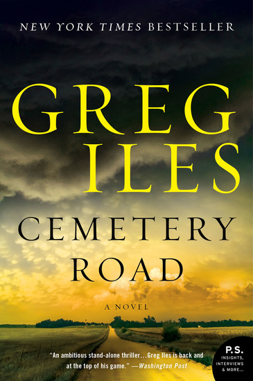 Cemetery Road - A Novel - cover