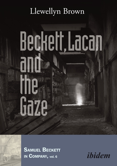 Beckett Lacan and the Gaze - cover