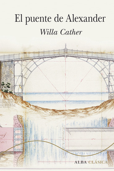 El puente de Alexander - cover