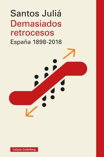 Demasiados retrocesos España 1898-2018 - cover