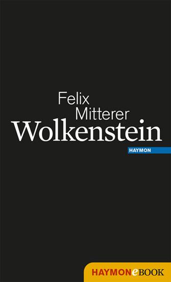 Wolkenstein - Eine Lebensballade - cover