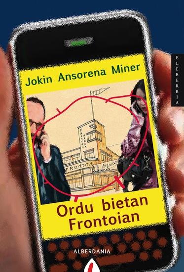 Ordu bietan frontoian - cover
