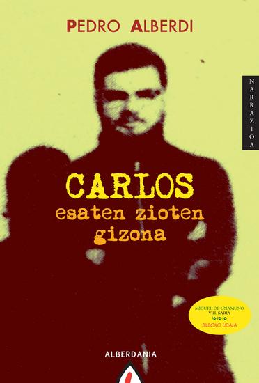 Carlos esaten zioten gizona - cover