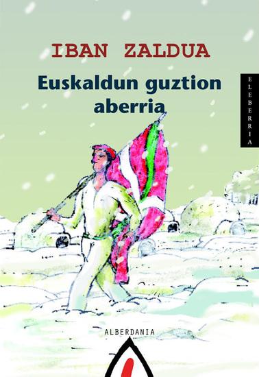 Euskaldun guztion aberria - cover