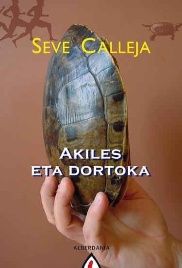 Akiles eta dortoka - cover