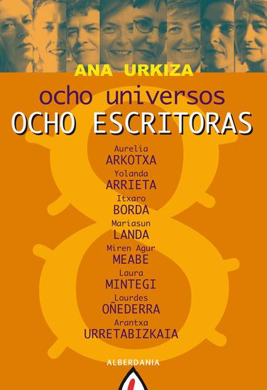 Ocho universos Ocho escritoras - cover