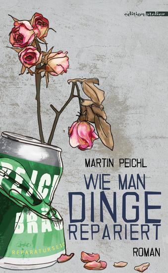 Wie man Dinge repariert - cover
