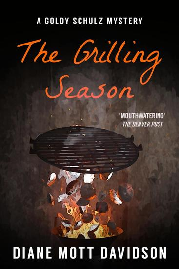The Grilling Season - Goldy Schulz #7 - cover