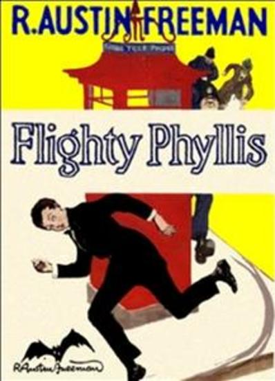 Flighty Phyllis - cover