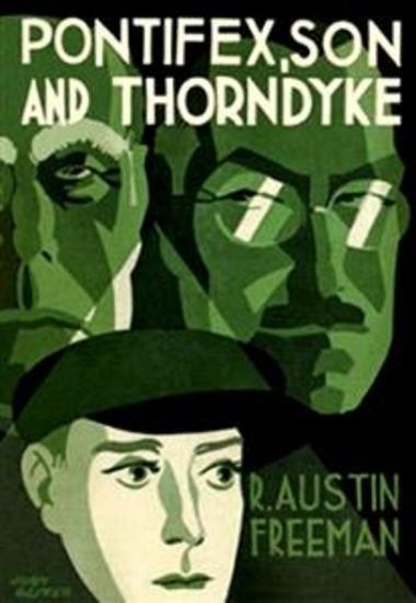 Pontifex Son & Thorndyke - cover