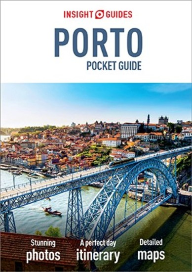 Insight Guides Pocket Porto (Travel Guide eBook) - (Travel Guide eBook) - cover